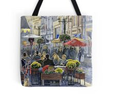Prague Mustek First Heat Tote Bag