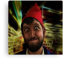 The Specialty Elf Canvas Print