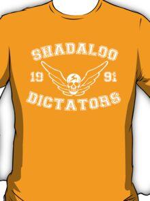 Shadaloo Dictators T-Shirt
