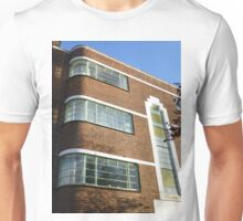 London Deco: Oman Court 3 Unisex T-Shirt