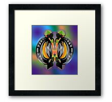 Solo Stone - Latest Works, World Premiere 2012 Framed Print