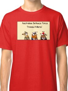Australian Defence Farce Classic T-Shirt