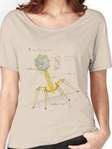 T1 Mechanovirus Women's Relaxed Fit T-Shirt