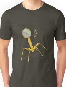 T1 Mechanovirus Unisex T-Shirt