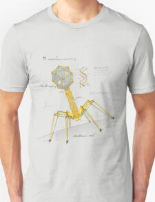 T1 Mechanovirus T-Shirt