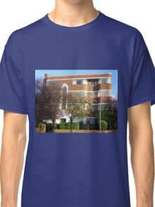London Deco: Oman Court 2 Classic T-Shirt