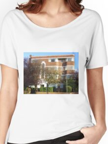London Deco: Oman Court 2 Women's Relaxed Fit T-Shirt