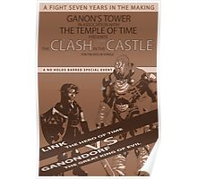 Clash in the Castle Poster