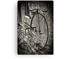 Penny Farthing - Monte Cristo Canvas Print