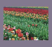 Tulip Fields Kids Tee