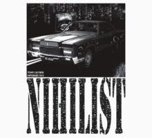 NIHILIST - LOYD & PARKER 50C by TysonLaucher