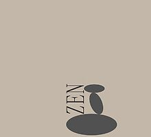 iPhone Zen by Daintao