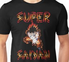 Super Power Design T-shirt Unisex T-Shirt