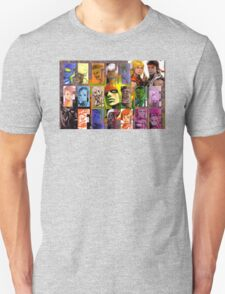 Fight for the Future- Street Fighter 3 Unisex T-Shirt