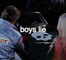 Boys Lie by tarntino