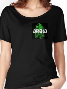 Droids everywhere! Women's Relaxed Fit T-Shirt