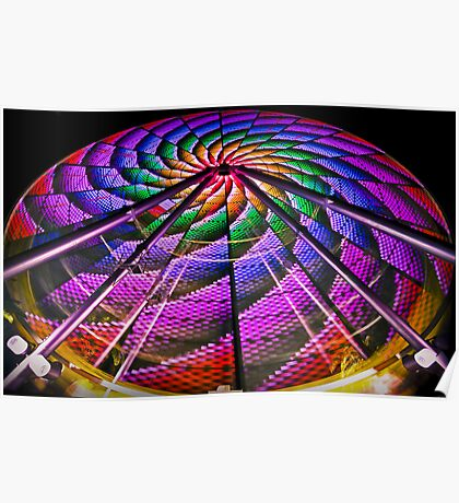 Wind Mill or Ferris Wheel? Poster