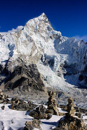 Mountain Grandeur by Harry Oldmeadow