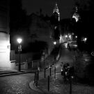 Place Dalida, Montmartre by Nick Coates