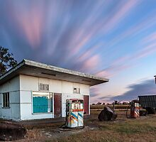 Gone with the Wind - near Ipswich Qld Australia by Beth  Wode