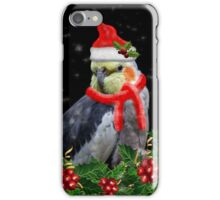A Very Berry Christmas iPhone Case/Skin