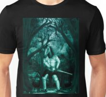 The Knight of the night. Unisex T-Shirt