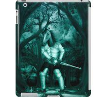 The Knight of the night. iPad Case/Skin
