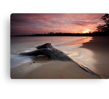 Randalls Bay Sunset #10 Canvas Print