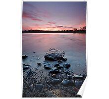 Randalls Bay Sunset #11 Poster