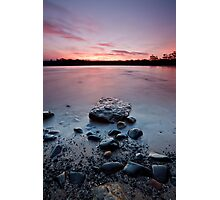 Randalls Bay Sunset #11 Photographic Print