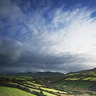 Dingle road 2 by Paul Woods