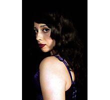 Geovana Garcia - Model Photographic Print