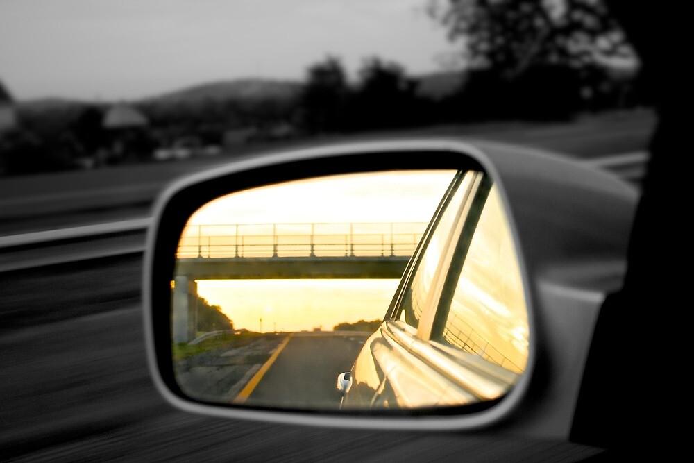 Road trippin' by Calin Lapugean