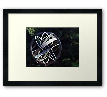 Astrological Dial Framed Print