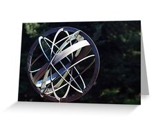 Astrological Dial Greeting Card