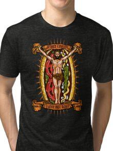 Sacrelicious! Tri-blend T-Shirt