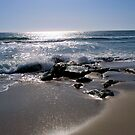 Sunlight on The Atlantic by fiat777