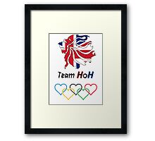 HoH Olympic GB Framed Print