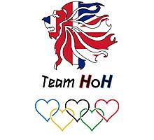 HoH Olympic GB Photographic Print