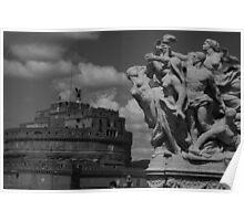 Roma forever Poster