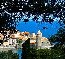 Le sud, Collioure! by Marie Moriscot