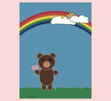 Cute Bear Baby Tee