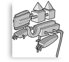 Robot n.1 Canvas Print
