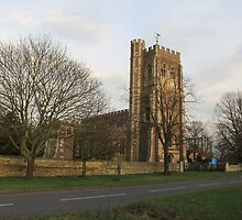 St. Mary the Virgin, Cardington by merlinonline