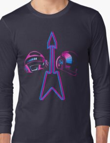 The Robotic French Duo! Long Sleeve T-Shirt