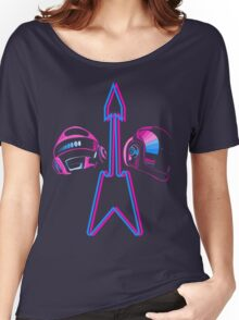 The Robotic French Duo! Women's Relaxed Fit T-Shirt
