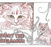 Freddy the Freeloader by Sally O'Dell
