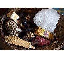 herbal cosmetics Photographic Print