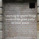 Path To Inner Peace by CreativeEm