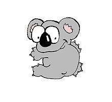 koala bare! by Dr Woo